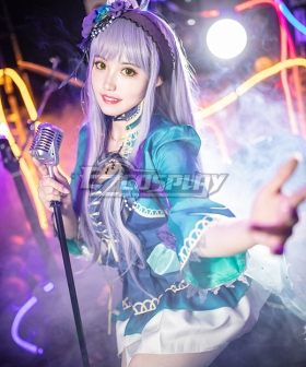 BanG Dream! Roselia Opera Of The Wasteland Minato Yukina Cosplay