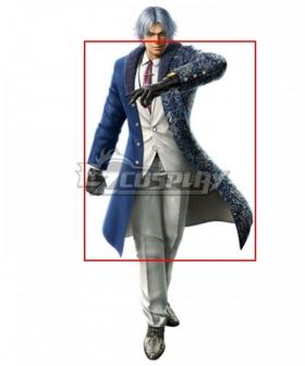 Tekken 7 Lee Chaolan Cosplay Costume-Only Coat