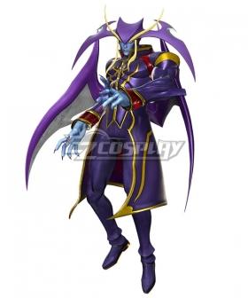 Darkstalkers Jedah Dohma Cosplay Costume
