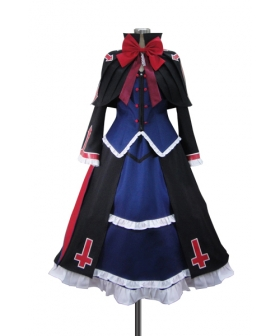 BlazBlue Alter Memory Rachel Alucard Lolita Dress Cosplay Costume-Concise Version