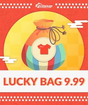Ezcosplay Lucky Bag 1 PC Random Cosplay Costume