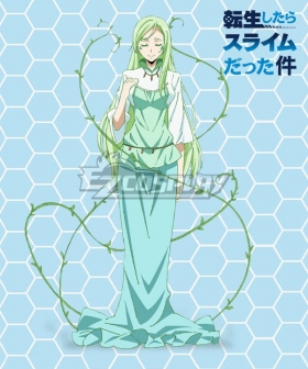That Time I Got Reincarnated as a Slime Tensei Shitara Suraimu Datta Ken Trainee Cosplay Costume