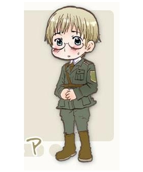 Eduard Estonia Costume from Axis Powers Hetalia