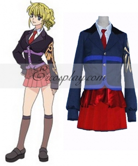 Jessica Cosplay Costume from Umineko no Naku Koro ni EUN0002