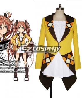 Black Bullet Aihara Enju Cosplay Costume