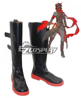 FFF Fatal Fire Fukanzenna Male Cosplay Shoes