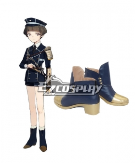 Touken Ranbu Hirano Toushirou Cosplay Shoes