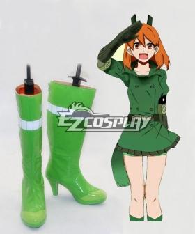 Akame ga Kill! Seryu Cosplay Shoes