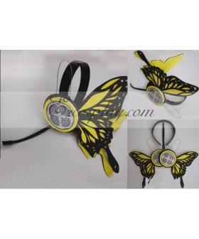 Vocaloid Len Copslay Yellow Prop Headset