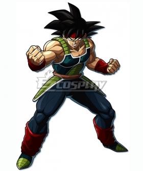Dragon Ball FighterZ Bardock Cosplay Costume
