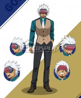 Ace Attorney Season 2 Godot Cosplay Costume