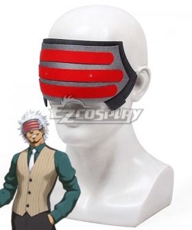 Ace Attorney Season 2 Godot Mask Cosplay Accessory Prop