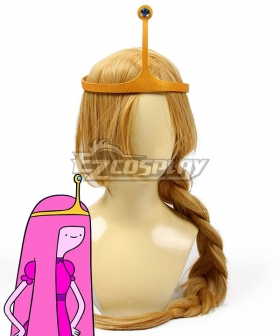 Adventure Time Princess Bubblegum Crown Cosplay Accessory Prop