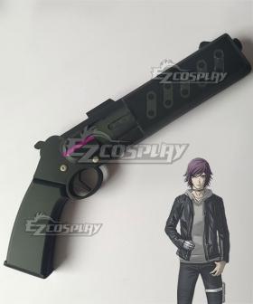 Akudama Drive Courier Hakobiya Gun Cosplay Weapon Prop