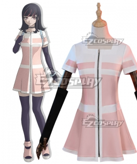 Akudama Drive Ordinary Person Cosplay Costume