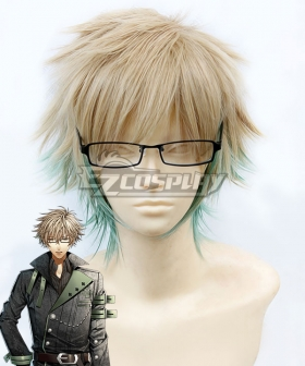 AMNESIA Kent Brown Cosplay Wig