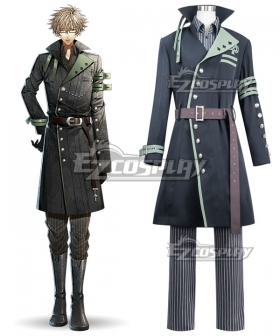Amnesia: Memories Kent Cosplay Costume