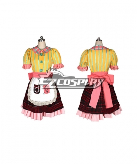 Alice: Madness Returns Alice Misstitched Cosplay Costume