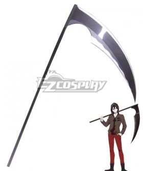Angels Of Death Satsuriku No Tenshi Zack Scythe Cosplay Weapon Prop
