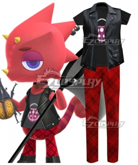 Animal Crossing: New Horizons Flick Cosplay Costume