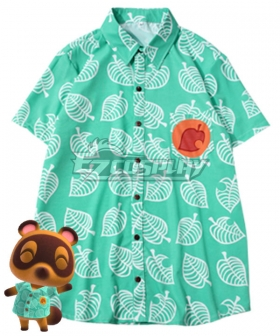Animal Crossing: New Horizons Tom Nook Child Size Cosplay Costume