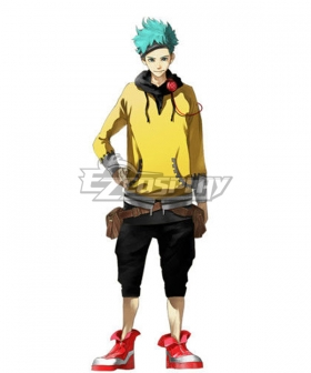 Anonymous;Code Pollon Takaoka Cosplay Costume