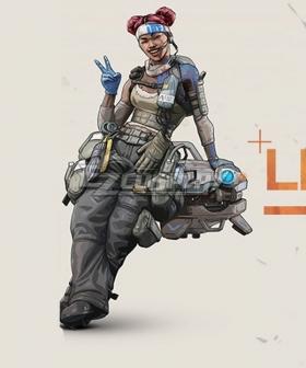 Apex Legends Lifeline Cosplay Costume