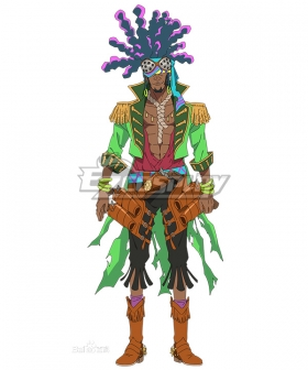 Appare-Ranman ! Dylan G. Ordene Cosplay Costume