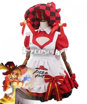 Arena Of Valor Honor of Kings Angela Magic Little Chef Cosplay Costume