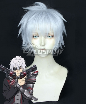 Arifureta: From Commonplace to World's Strongest Hajime Nagumo Silver White Cosplay Wig