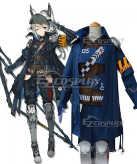 Arknights Grani Cosplay Costume