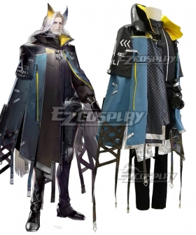 Arknights Hellagur Cosplay Costume