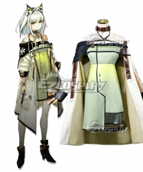 Arknights Kal'tsit Cosplay Costume