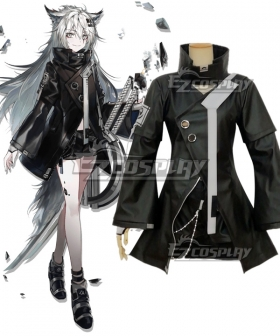 Arknights Lappland Cosplay Costume