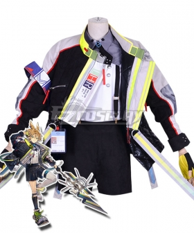 Arknights Leonhardt Cosplay Costume