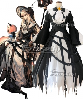 Arknights Nightingale Cosplay Costume