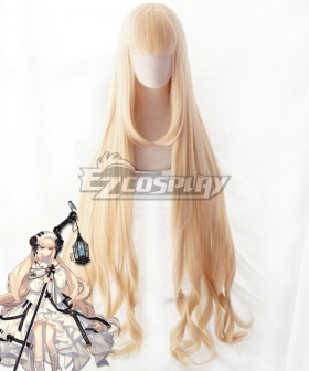 Arknights Sussurro Pink Cosplay Wig