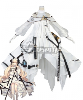 Arknights Nightingale White Cosplay Costume