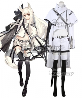 Arknights Platinum Cosplay Costume