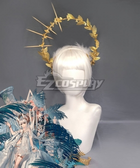 Arknights Platinum Shining Dew SD05 Swimsuit Skin Summer Cosplay Accessory Prop