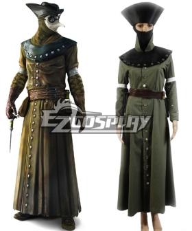 Assassin's Creed Bortherhood Doctor Cosplay Costume