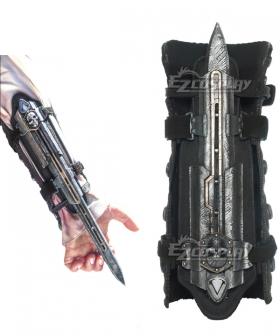 Assassin's Creed4 Black Flag Edward Kenway Hidden Blade Gauntlet Cosplay Weapons