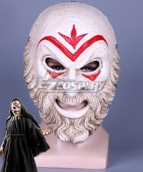 Assassin's Creed Odyssey The Cult of Kosmos Halloween Mask Cosplay Accessory Prop