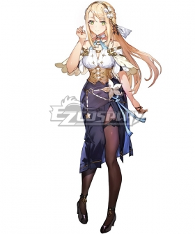 Atelier Ryza 2: Lost Legends and the Secret Fairy Klaudia Valentz Cosplay Costume