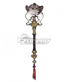 Atelier Ryza: Ever Darkness & the Secret Hideout Empel Vollmer Cosplay Weapon Prop