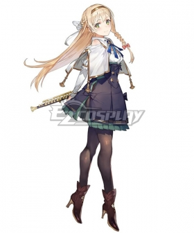 Atelier Ryza: Ever Darkness & the Secret Hideout Klaudia Valentz Cosplay Costume