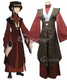 Avatar: The Last Airbender Mai Cosplay Costume