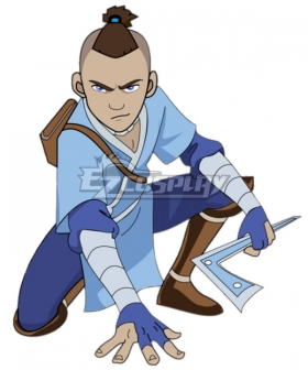 Avatar The Last Airbender Aang Cosplay Costume New Edition