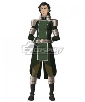 Avatar The Legend of Korra Kuvira Cosplay Costume - No Armor