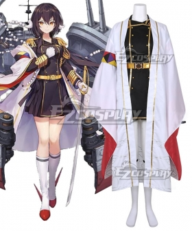 Azur Lane Mikasa Cosplay Costume